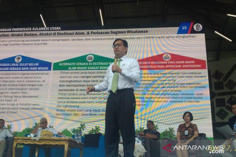 Bank Indonesia dorong UMKM tingkatkan kualitas produk guna dukung pariwisata