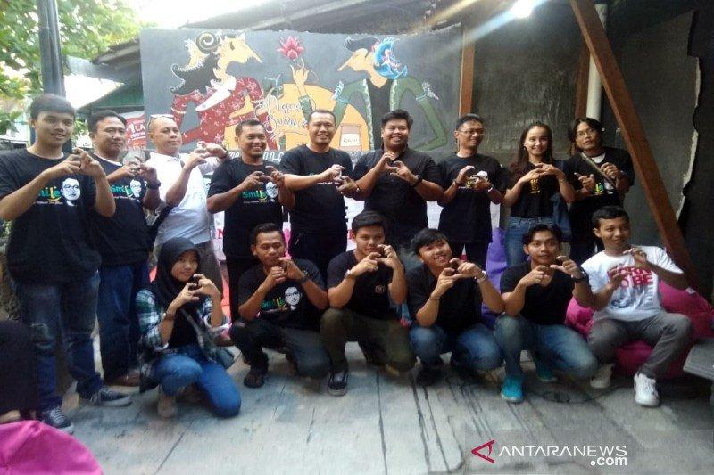 Gibran dapat dukungan puluhan organisasi di Pilkada Surakarta 2020