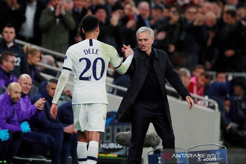 Tottenham bangkit tundukkan Olympiakos 4-2 menuju fase gugur