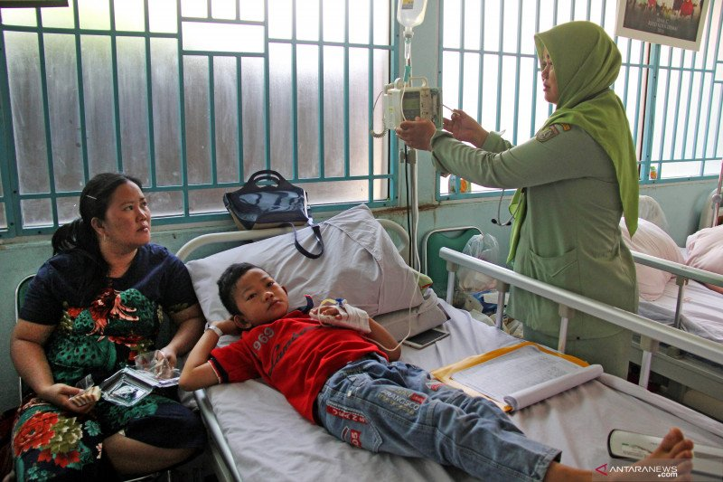 3.375 warga Riau terjangkit DBD selama tahun 2019