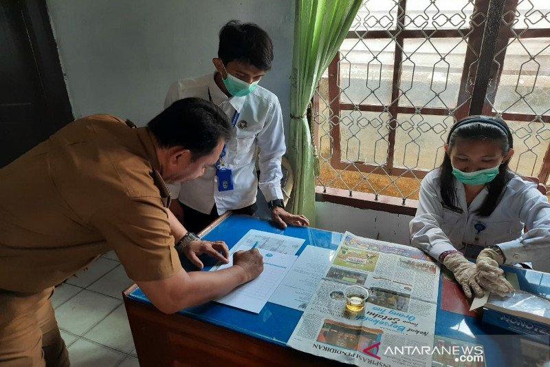 Ciptakan lingkungan bebas narkoba, BNN tes urine masyarakat