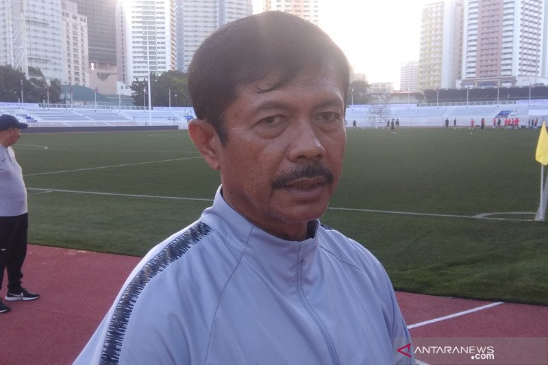 """Indra Sjafri menilai Grup B SEA Games sebagai """"grup surga"""""""