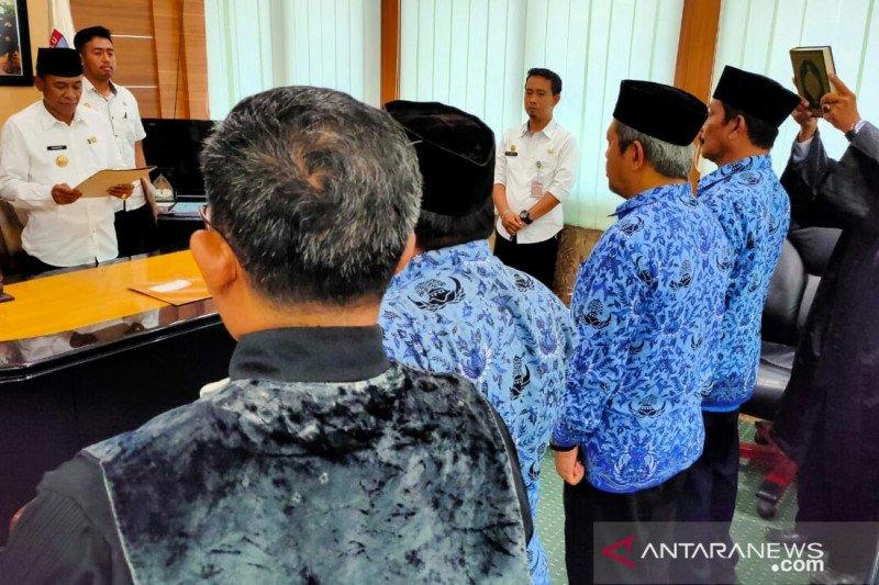 Kepala BPBD Palu digeser, Wali Kota: ada permainan data penerima stimulus