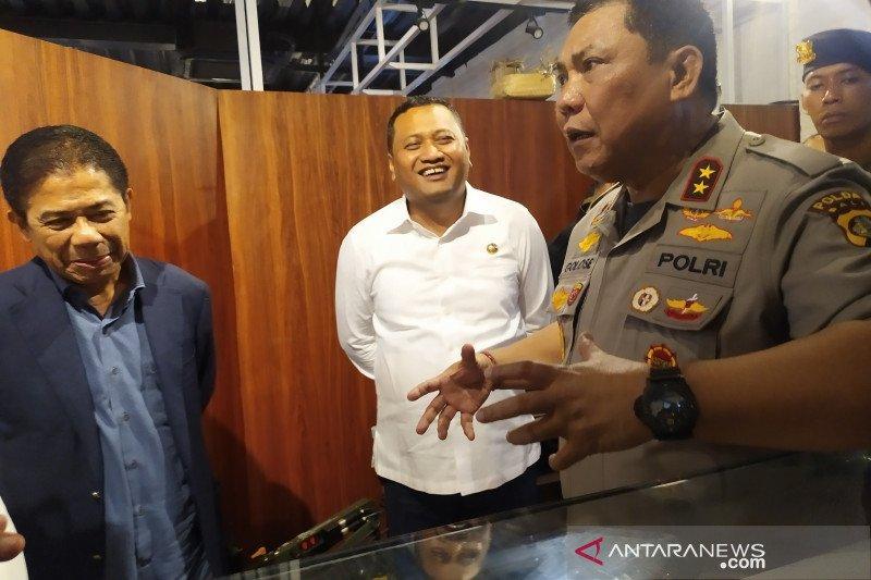 Polda Bali resmikan Museum Penanggulangan Terorisme pertama di Bali