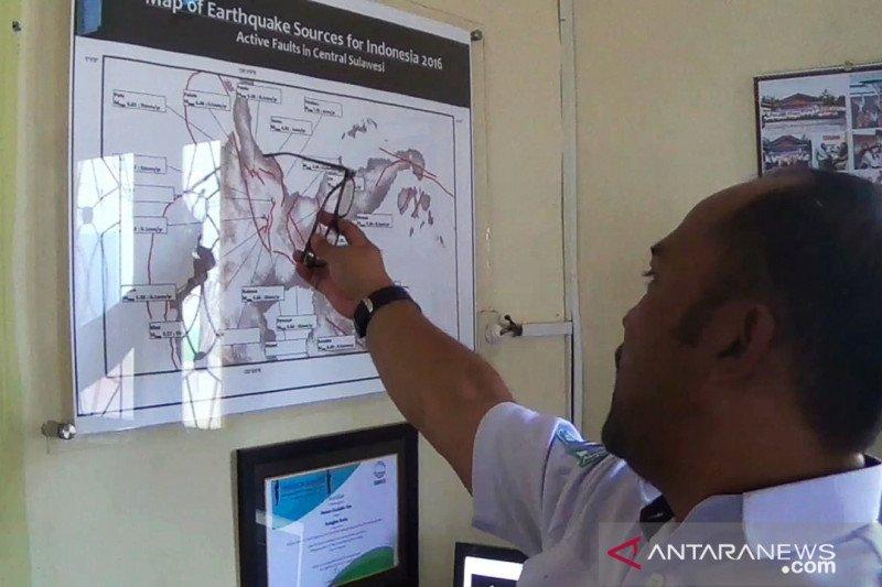 BMKG: aktivitas Palu Koro picu munculnya puluhan sesar baru di Sulteng