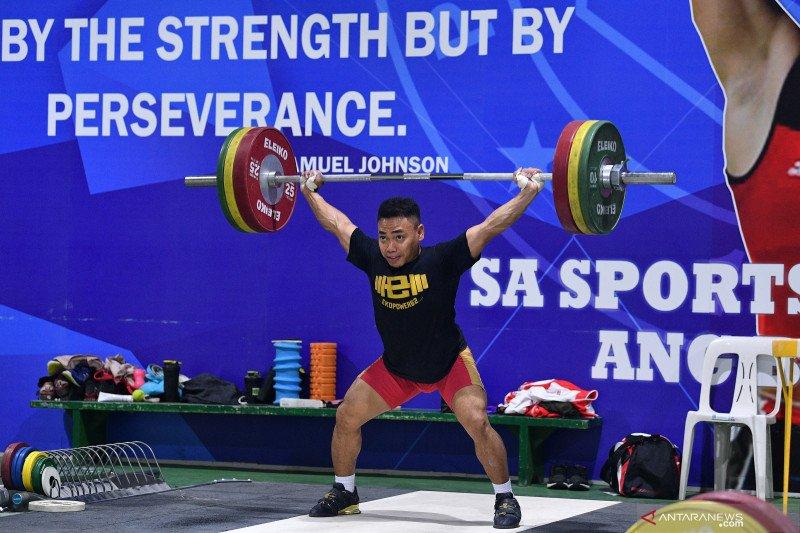 Eko Yuli Irawan incar angkatan 310 kg di SEA Games 2019, target emas