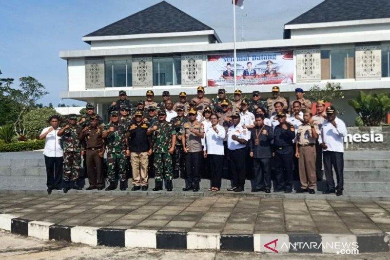 Panglima TNI mengaku senang bertatap muka dengan warga perbatasan RI-PNG