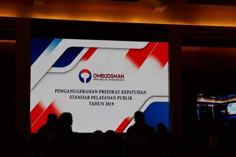 Belu raih penghargaan pelayanan publik dari Ombudsman RI