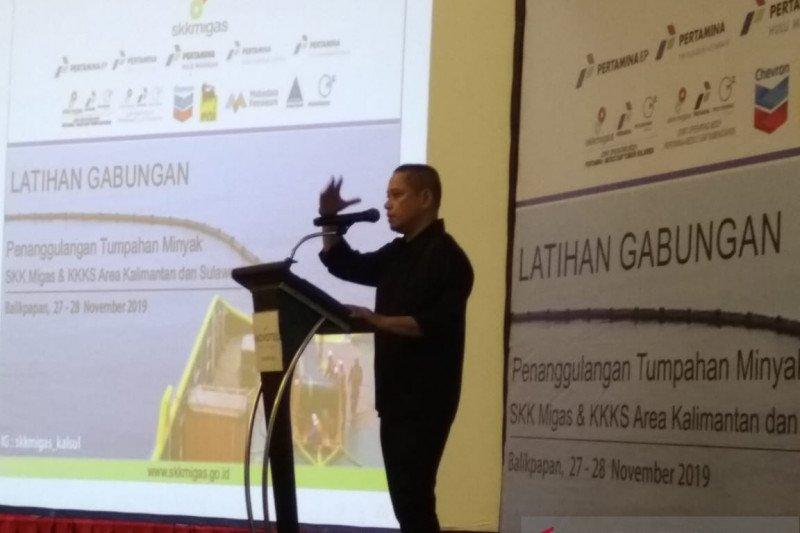 SKK Migas-KKKS gandeng Lantamal XIII untuk latihan gabungan
