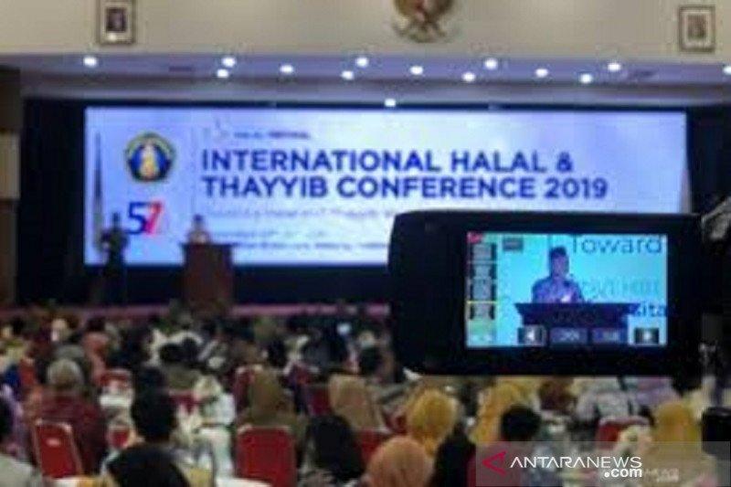 Wapres minta Indonesia diharapkan mampu jadi eksportir produk halal dunia