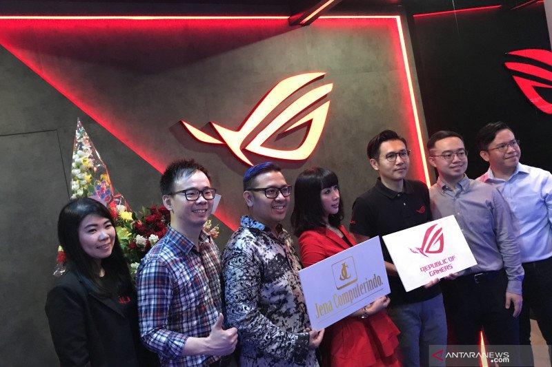 Asus buka ROG Store kedua di Jakarta