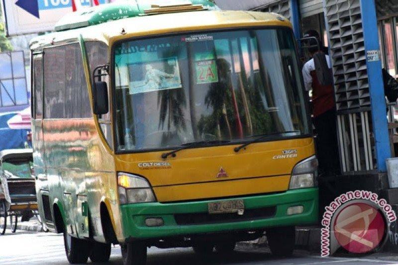 Polisi tetapkan sopir Bus Trans Jogja penabrak pemotor sebagai tersangka