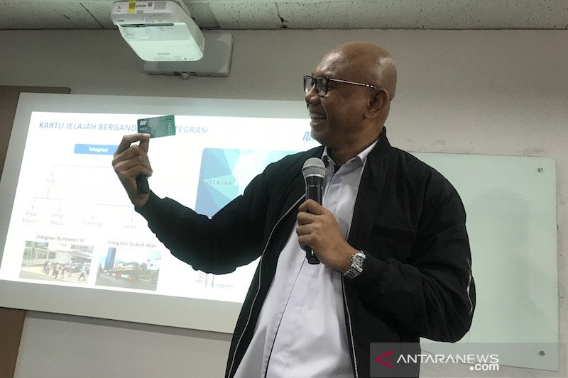 Ini keuntungan kartu Multi Trip MRT Jakarta, dari cepat hingga saldo