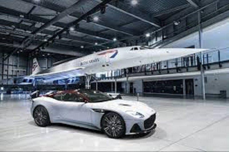 Cuma 10 unit, Aston Martin rilis mobil Superleggera Concorde edisi khusus