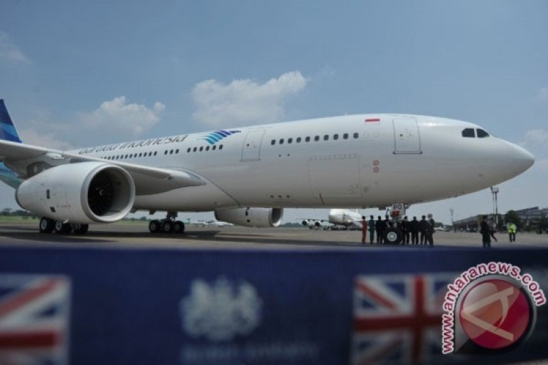 Pilot dan Awak Kabin Garuda diimbau tetap menjalankan tugas profesional