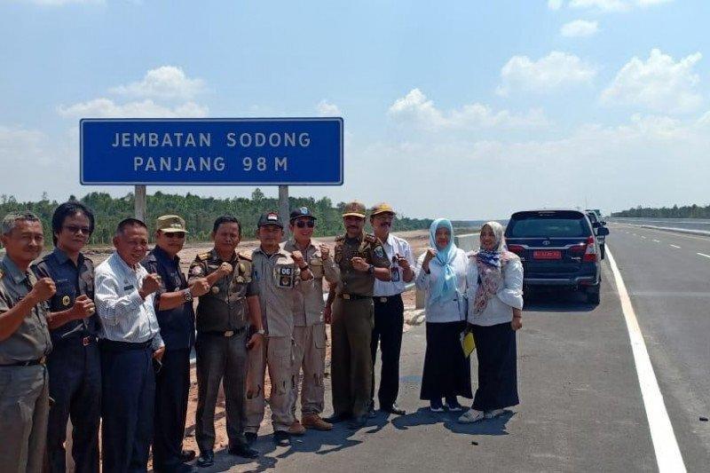 PAD Ogan Komering Ilir bisa bertambah  dari PBB jalan tol