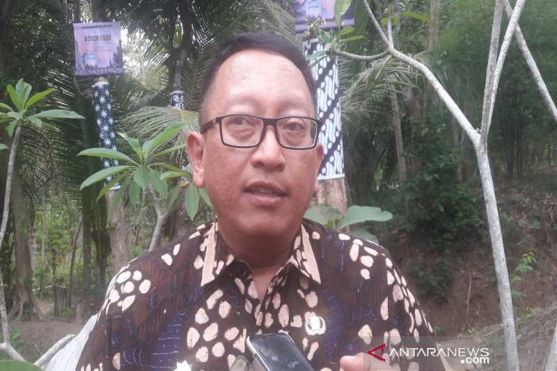 Festival Seruling digelar di kawasan Candi Borobudur