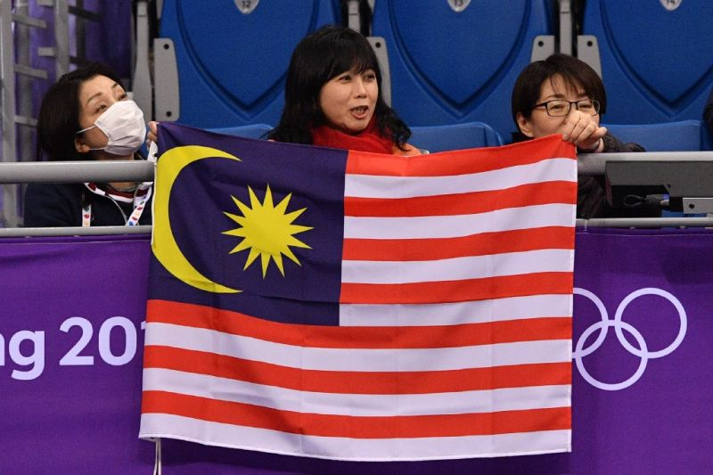 Bos basket Malaysia cuti karena insiden bendera salah