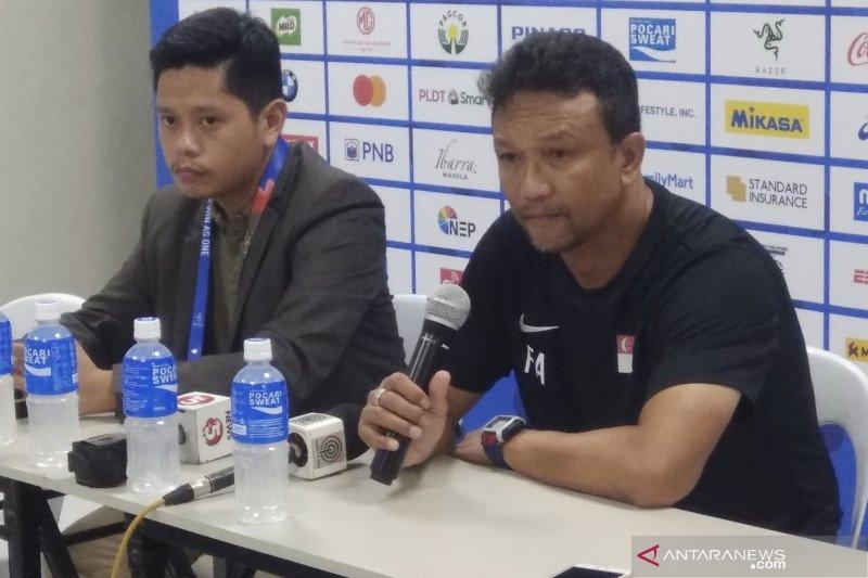 Pelatih Singapura: Kecepatan Indonesia 'bunuh' Singapura