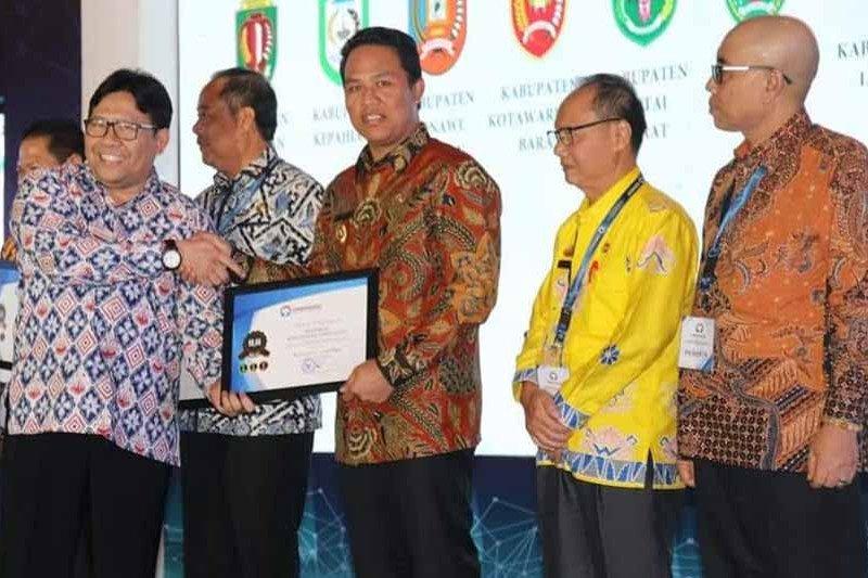 Raih penghargaan Ombudsman RI, Lamandau berikan layanan berkualitas