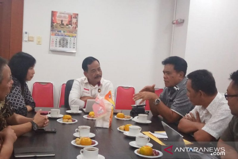 Bupati Kepulauan Sangihe mencari investor hingga ke Jakarta