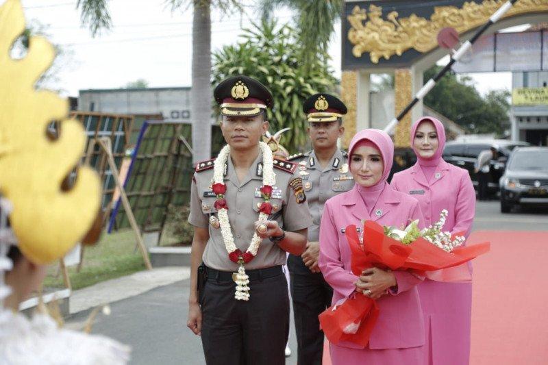 AKBP Wawan Setiawan jabat Kapolres Lampung Timur