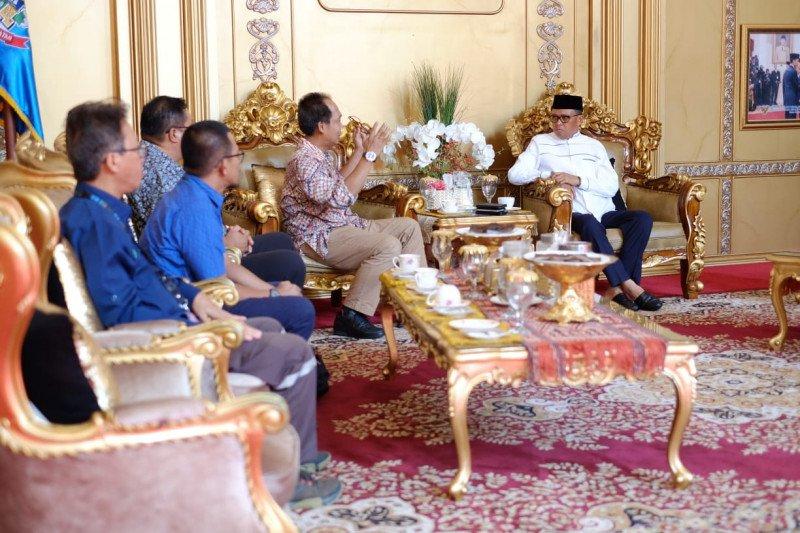 Progres Proyek Bandara Sultan Hasanuddin Makassar capai 25 persen