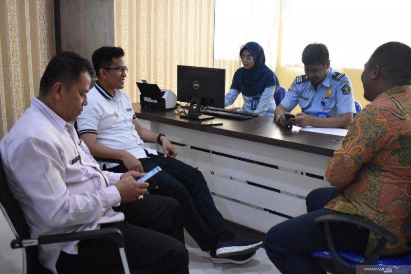 Pembuatan paspor hanya 10 menit di MPP Payakumbuh