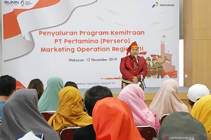 Pertamina MOR VII Sulawesi jamin stok BBM-LPG aman