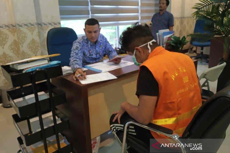 Kantor Imigrasi Cirebon amankan WNA Malaysia langgar izin tinggal
