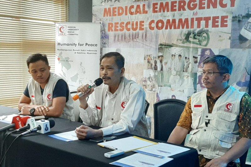 Duka mengiringi kepergian pejuang kemanusiaan pendiri MER-C Joserizal Jurnalis