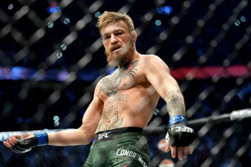 McGregor vs Cowboy Cerrone Januari 2020