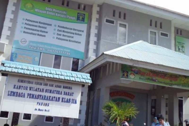 Lapas Padang perbanyak program kemandirian bagi warga binaan
