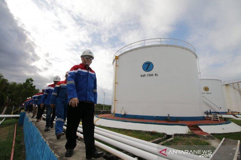 Pertamina pastikan pasokan BBM untuk Nataru di Sulut aman