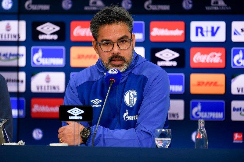 Manajer Schalke: Posisi kedua saat ini tak penting