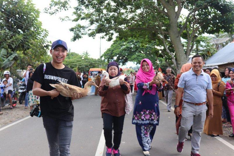 Payakumbuh promosikan pacu itik ke wisatawan Brunei Darussalam