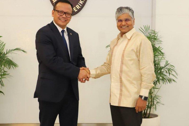 Indonesia dan India jajaki kerja sama konektivitas pulau terluar