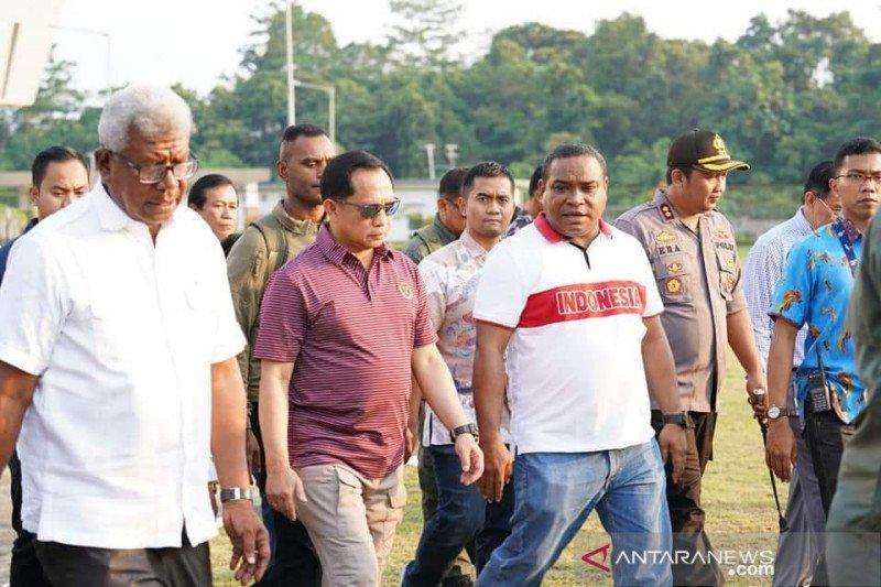 Mendagari akui ada aspirasi pembentukan dua calon provinsi di Papua
