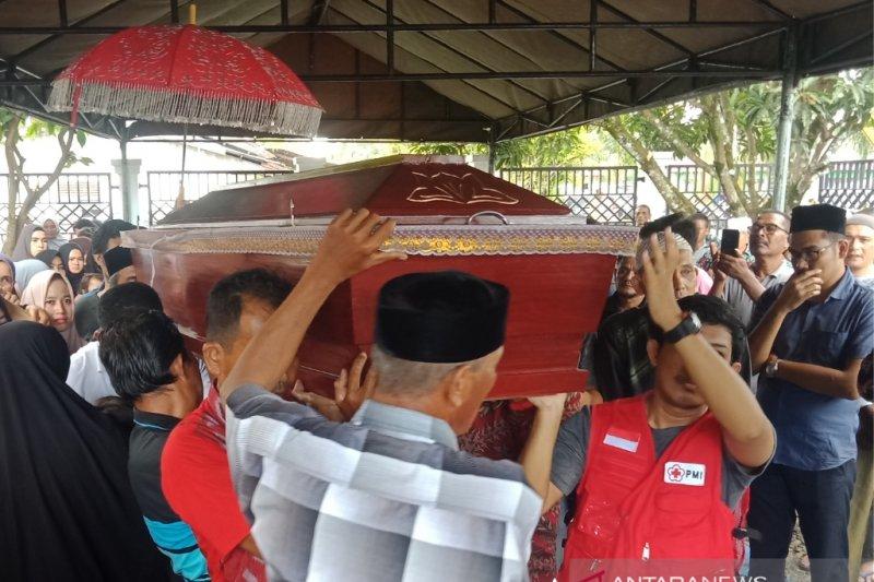 Polisi uji cairan lambung jenazah Hakim PN Medan
