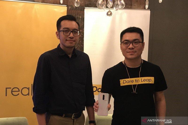Realme berhasil duduki posisi 4 pasar ponsel Indonesia