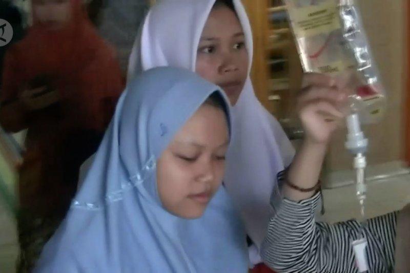 54 santriwati di Temanggung keracunan makanan
