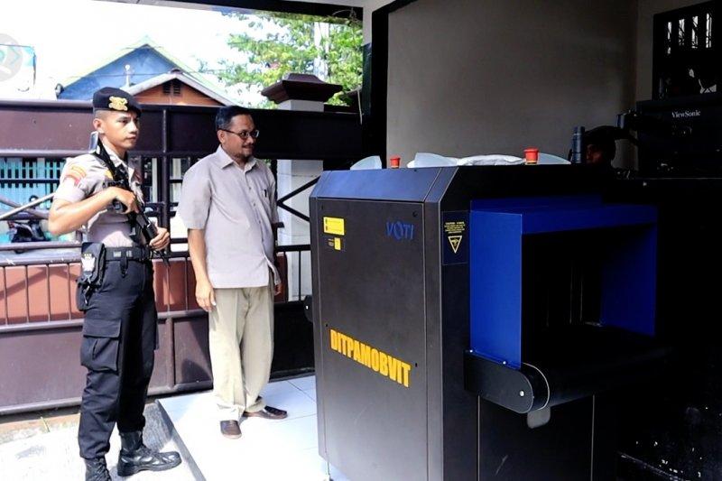 Polda Malut tingkatkan pengamanan pasca bom Medan