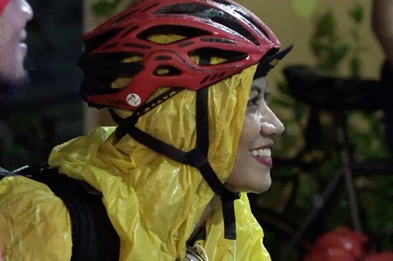 Komunitas sepeda dan pejalan kaki sayangkan pembangunan jalur sepeda terhambat