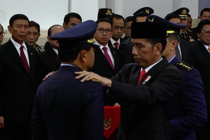 Wakil Panglima bisa bertindak sebagai panglima jika terjadi kekosongan