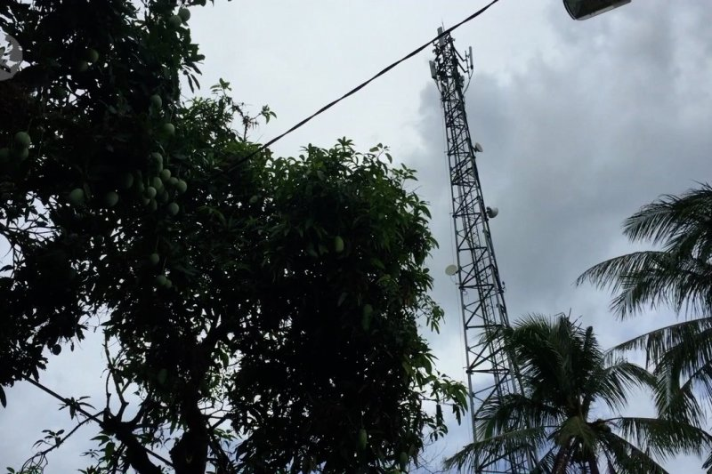 Area blank spot NTB terkoneksi jaringan telekomunikasi pada 2020