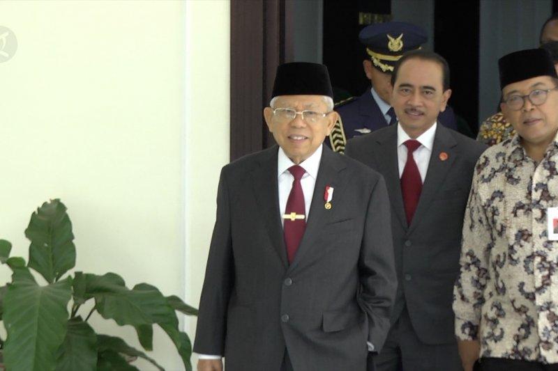 Ma'ruf Amin: Indonesia dukung upaya damai AS dan China