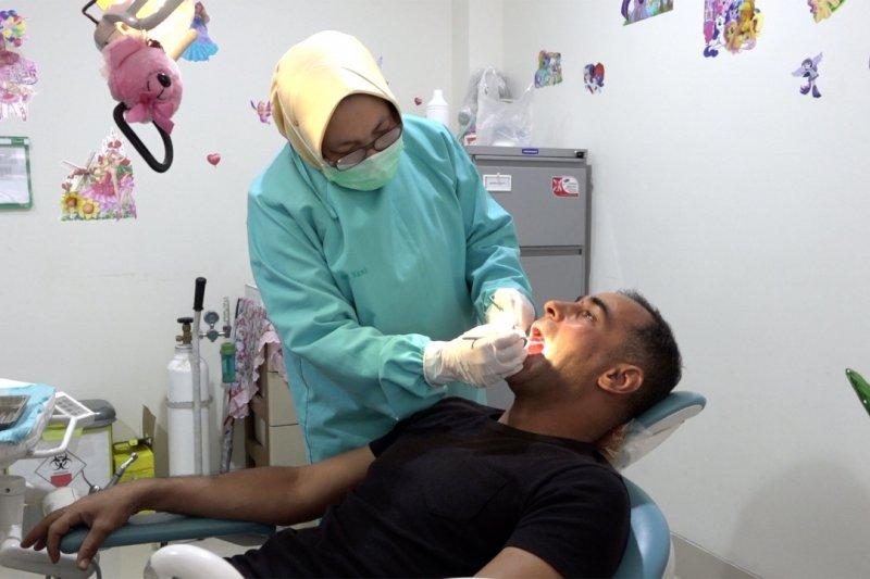 Menjaga kesehatan gigi dan mulut, gerbang masuk penyakit