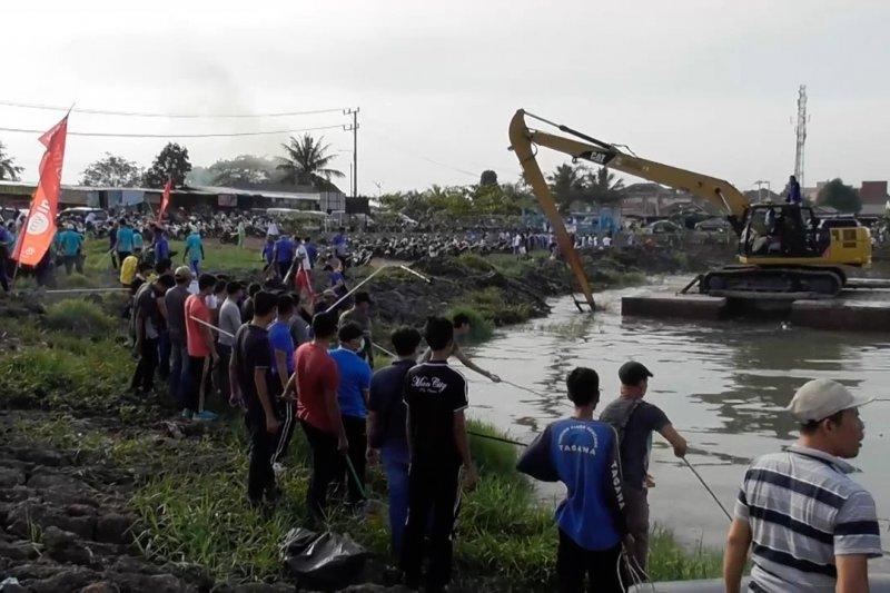 Kejar Adipura Pemkot dan BUMN di Pangkalpinang bersinergi bersih lingkungan
