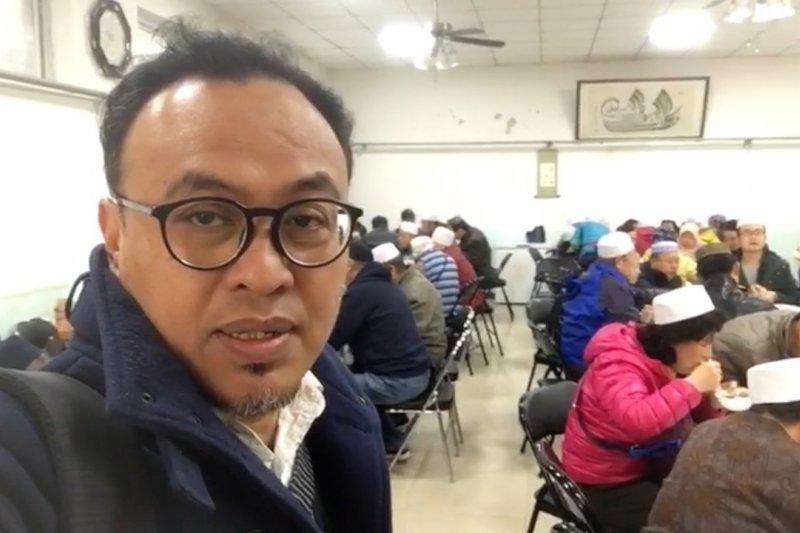 Umat Islam di Beijing rayakan Maulid Nabi