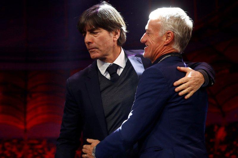 Komentar para pelatih atas hasil undian grup Euro 2020